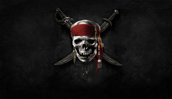Tides Digital Art - Pirates Of The Caribbean On Stranger Tides 2011  by Geek N Rock