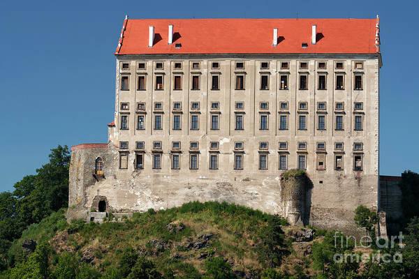 Wall Art - Photograph - Plumlov Castle by Michal Boubin