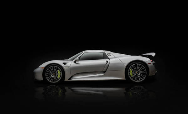 Wall Art - Digital Art - Porsche 918 by Douglas Pittman