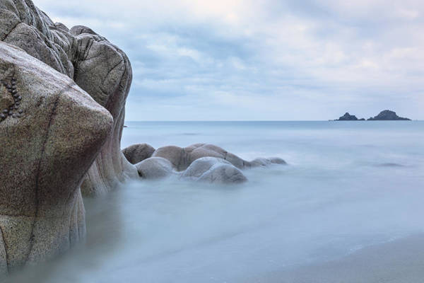 Wall Art - Photograph - Porth Nanven - Cornwall by Joana Kruse