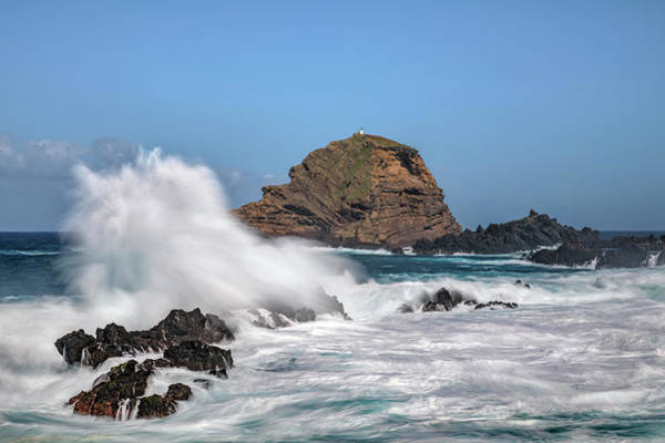 Wall Art - Photograph - Porto Moniz - Madeira by Joana Kruse