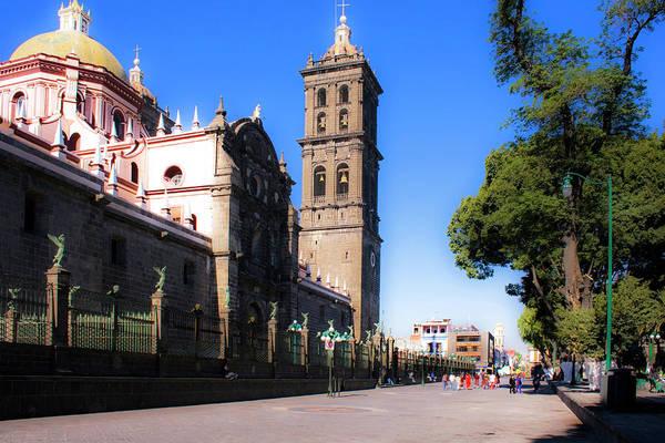 Photograph - Puebla Mexico 4 by Lee Santa