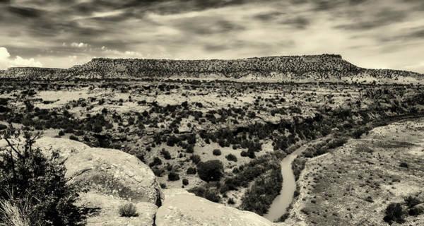 Wall Art - Photograph - Purgatoire River - Colorado by L O C