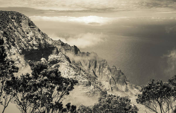 Photograph - Puu O Kila Lookout, Kauai, Hi by T Brian Jones