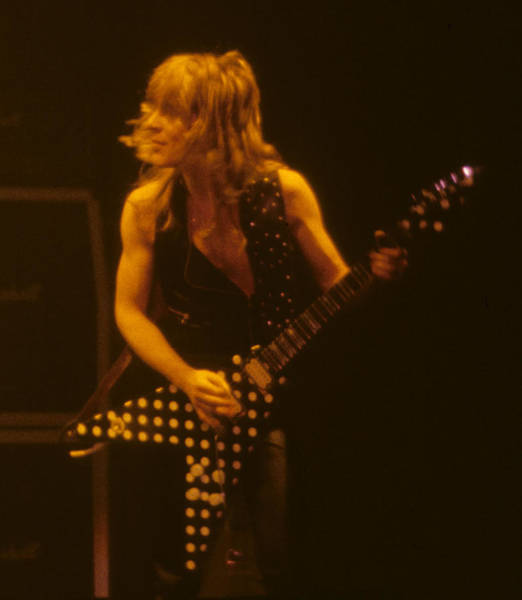 Photograph - Randy Rhoads by Rich Fuscia