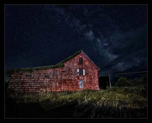 Crab Photograph - Red House by Robert Fawcett
