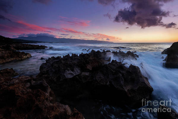 Wall Art - Photograph - Red Sky Paradise by Mike Dawson