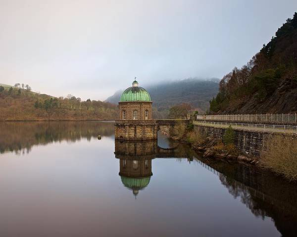 Photograph - Reflections Of Foel Tower by Stephen Taylor