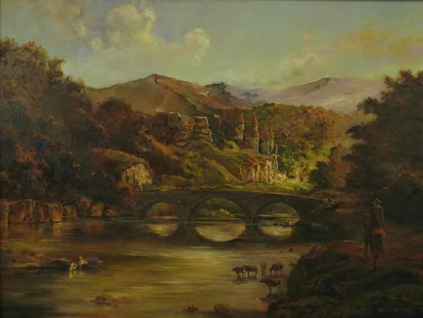 Painting - Renoir Lives Here by Tigran Ghulyan