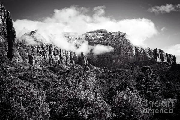 Photograph - Rising Clouds by Scott Kemper