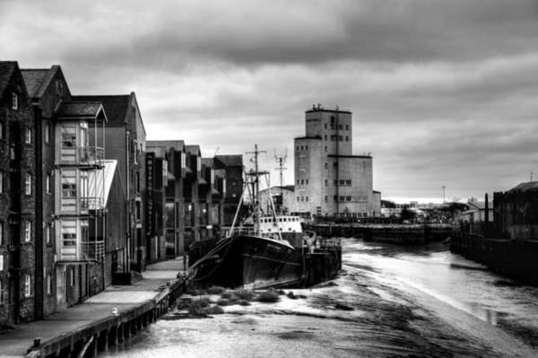 Photograph - River Hull by Sarah Couzens