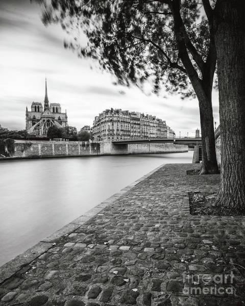 Wall Art - Photograph - River Seine - Paris by Brian Jannsen