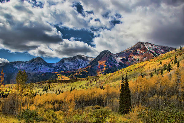 Photograph - Rocky Mountain Fall by Mark Smith