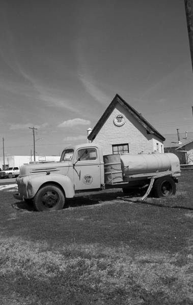 Photograph - Route 66 - Mclean Texas by Frank Romeo