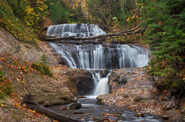 Photograph - Sable Falls by Gary McCormick