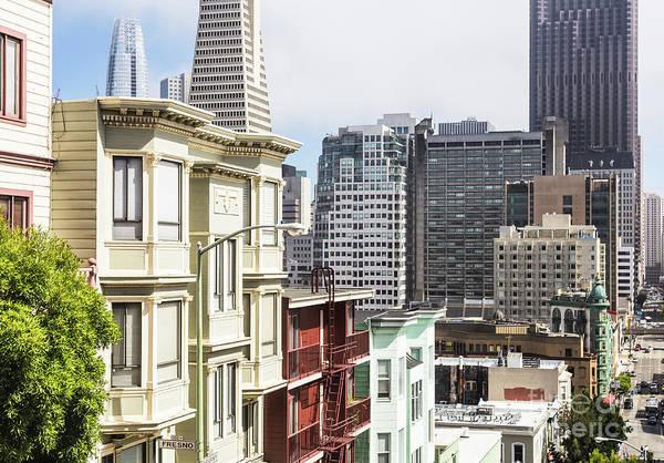 Photograph - San Francisco Architecture by Didier Marti