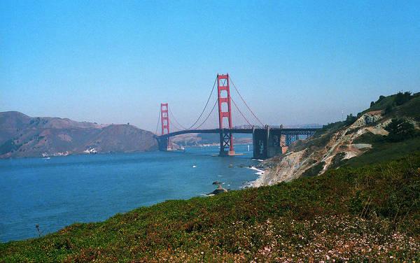 Photograph - San Francisco - Golden Gate Bridge 2 by Frank Romeo