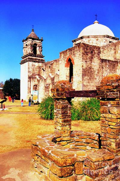 Photograph - San Jose Y Miguel De Aguayo by Thomas R Fletcher