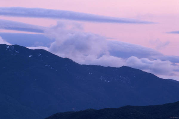 San Rafael Wilderness Photograph - San Rafael Mountains by Soli Deo Gloria Wilderness And Wildlife Photography