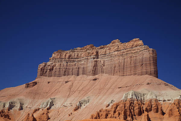 Goblin Valley State Park Photograph - San Rafael Swell by Mark Smith