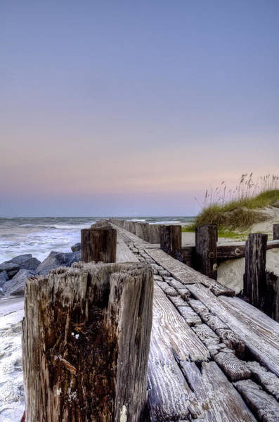 Wall Art - Photograph - Seawall  by Drew Castelhano