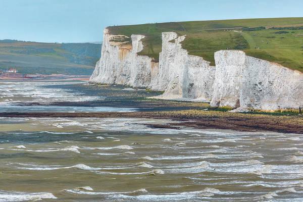 Wall Art - Photograph - Seven Sisters - England by Joana Kruse
