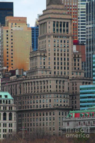 Photograph - Skyline Of Manhattan - New York City by Doc Braham
