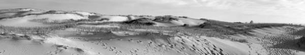 Sleeping Bear Dunes Panorama Art Print by Twenty Two North Photography