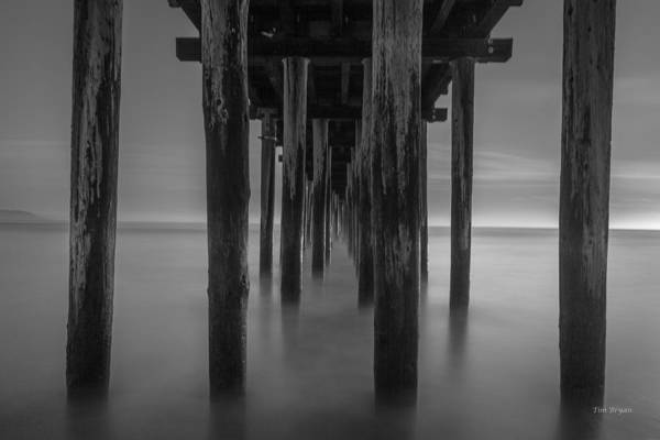 Photograph - Soft Light From Starboard by Tim Bryan