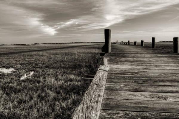 Photograph - Sol Legare Dock by Dustin K Ryan