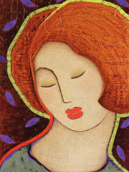 Wall Art - Painting - Soul Memory by Gloria Rothrock