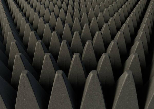 Wall Art - Digital Art - Sound Proof Foam by Allan Swart