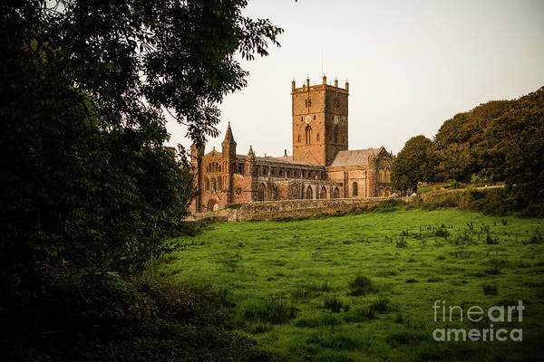 Photograph - St David's Cathedral by Keith Morris