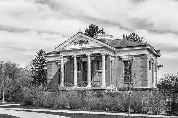 Photograph - St. Olaf College Steensland Hall by University Icons
