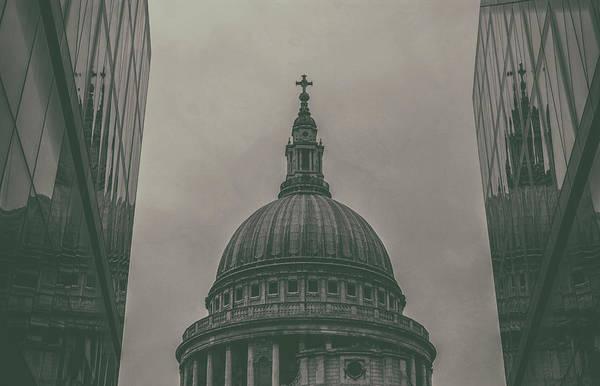 St Martin Photograph - St Pauls by Martin Newman