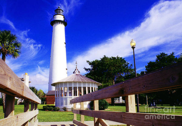Photograph - St Simons Island Lighthouse by Thomas R Fletcher