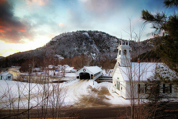 Photograph - Stark New Hampshire by Robert Clifford