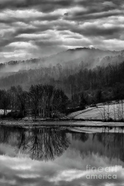 Photograph - Stonewall Jackson Lake Wildlife Management Area by Thomas R Fletcher