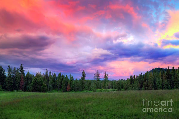 Wall Art - Photograph - Stormy Sunset by Rick Mann