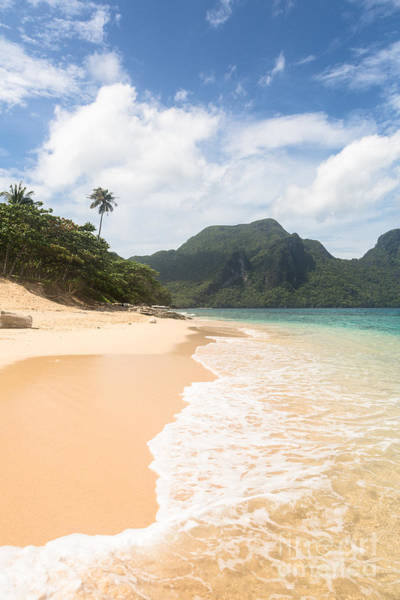 Photograph - Stunning Beach In El Nido In The Philippines by Didier Marti