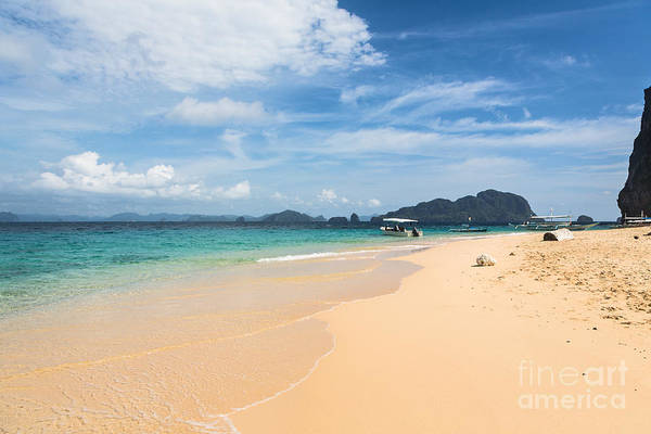 Photograph - Stunning Beach In El Nido, Philippines by Didier Marti