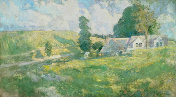Painting - Summer by John Henry Twachtman