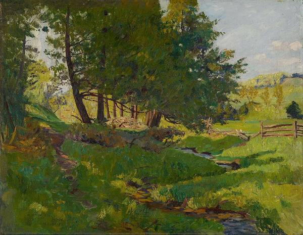 Painting - Summer Near Beaupre by Maurice Cullen