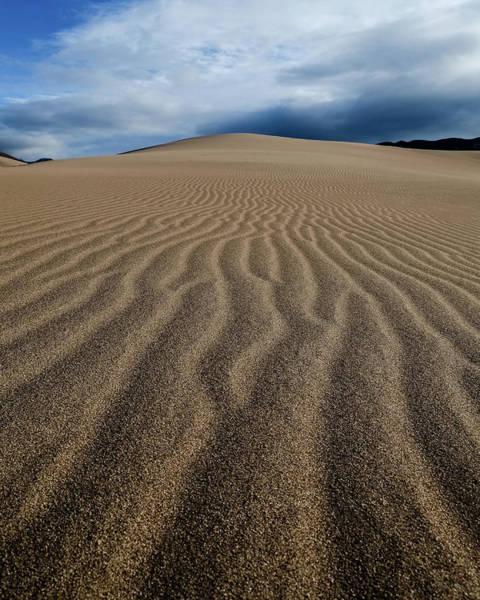 Photograph - Sunrise At Great Sand Sunes Np by John McArthur