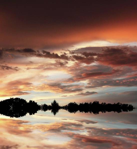 Photograph - Sunset Reflections by Jessica Jenney