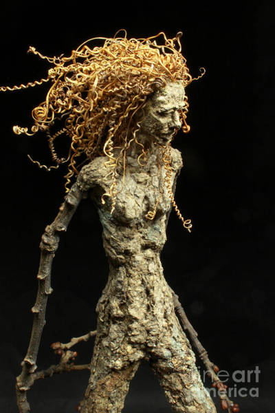 Wall Art - Sculpture - Temperance  by Adam Long