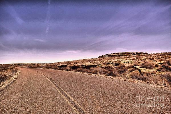 Wall Art - Photograph - That Long Long Road by Jeff Swan