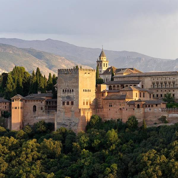 Photograph - The Alhambra by Stephen Taylor