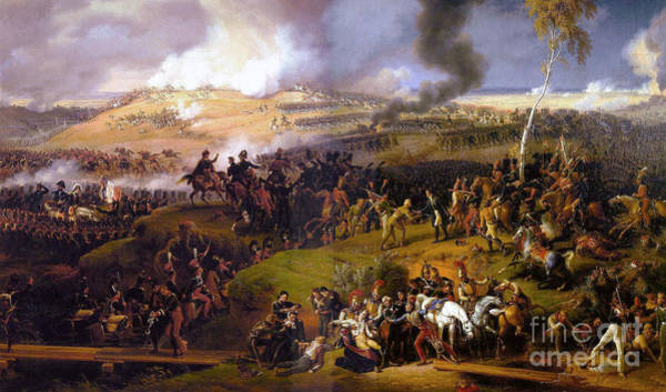 Painting - The Battle Of Borodino  by Louis Lejeune