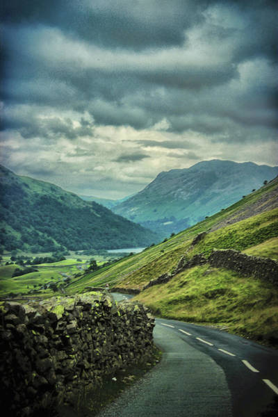 Lake District Wall Art - Photograph - The Lakes by Martin Newman